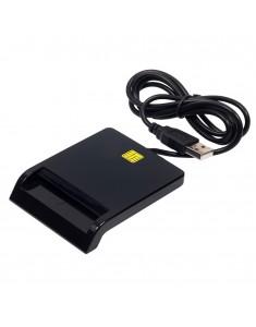 Driver tachograph card reader